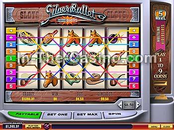Silver Bullet at Del Rio Casino