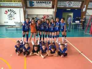 Semifinale Provinciale Under 12 - 2016