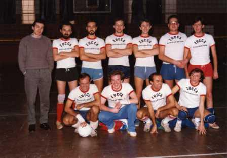 In Volley Anni 80