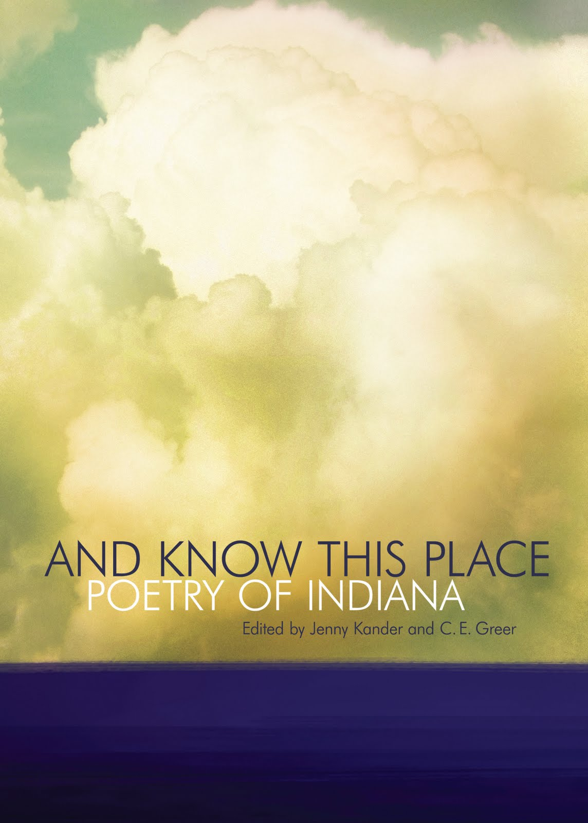 cover image of And Know This Place: Poetry of Indiana