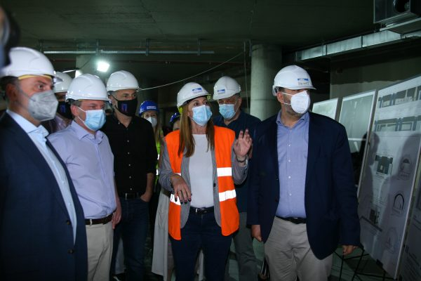 Πειραιά θα «πιάνει» το Μετρό απο το 2022