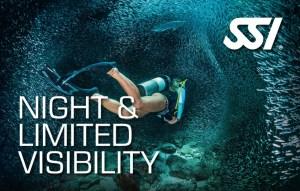 Night & Limited Visibility nacht en slecht zicht duiken