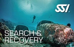 Search & Recovery zoeken en bergen
