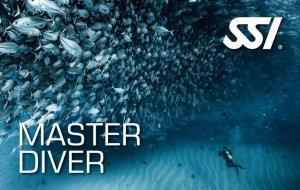 Master Diver SSI
