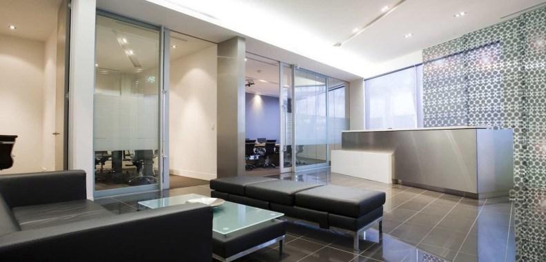 Interior Design For Finance Insurance Office
