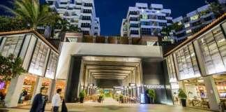 Singapore's Trendiest Waterfront