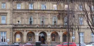 review of royal hotel hull