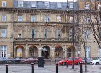 review of royal hotel hull