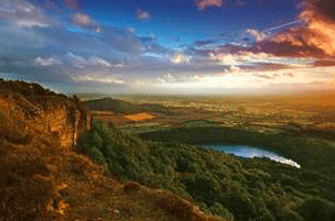 North Yorkshire Moors – 'The finest view in England'