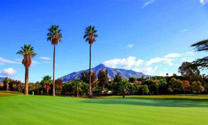 golf courses in marbella