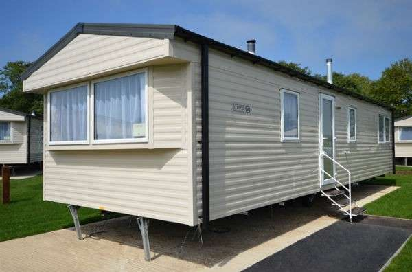 how to clean a static caravan