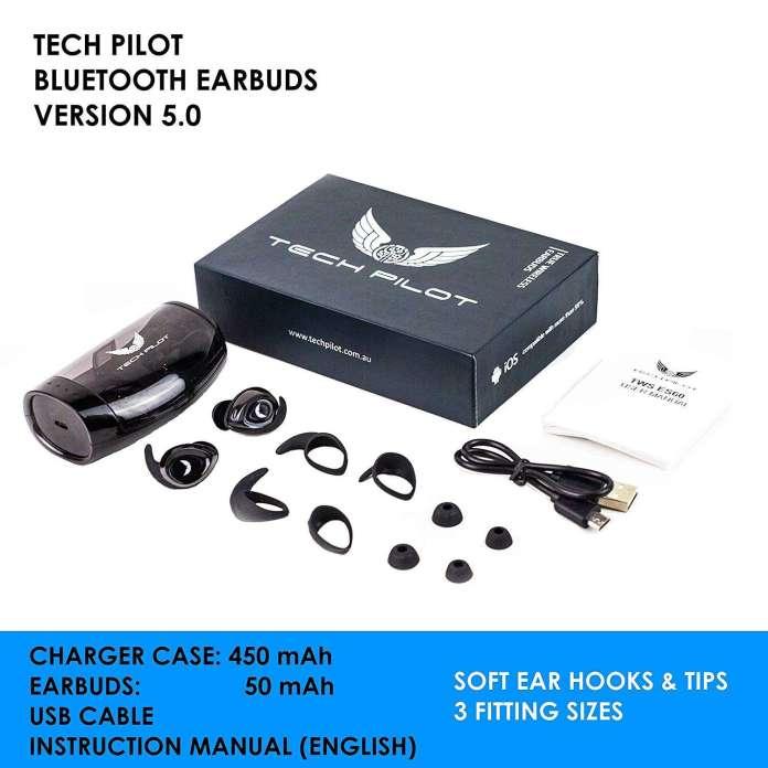 tech pilot earbuds review