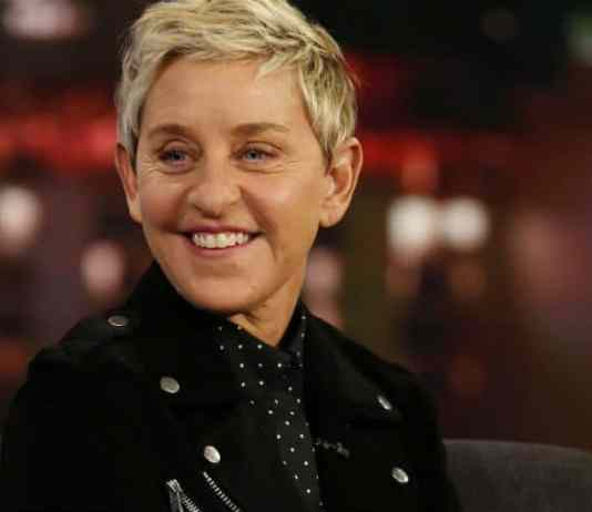 who is ellen degeneres married to