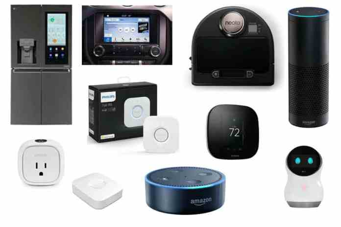 Make A List Of Your Smart Devices