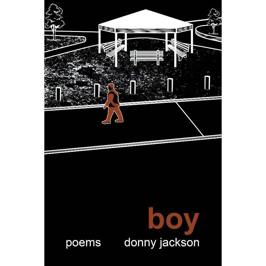 Boy poetry book