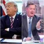 piers morgan is unfollowed by donald trump