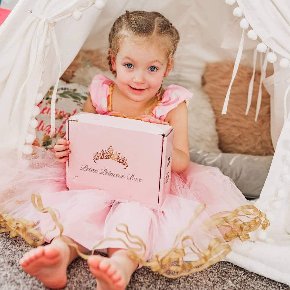 Princess Subscription Box service