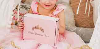 Princess Subscription Box service