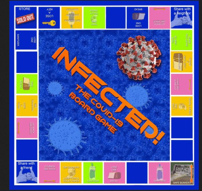 COVID19 board game