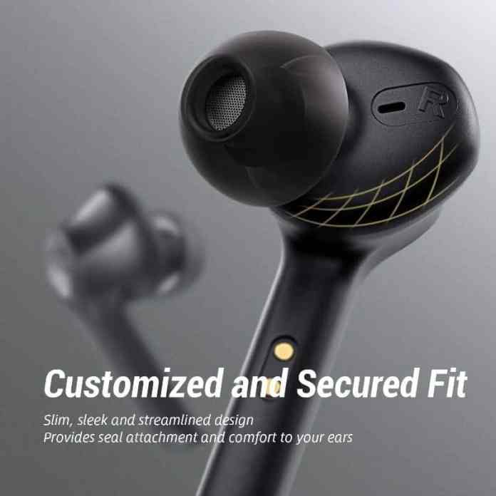 ENACFIRE G20 Wireless Bluetooth Earbuds