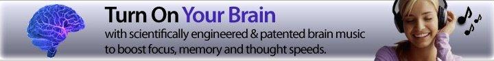 Tournez sur votre cerveau