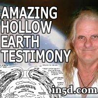 Hollow Earth Testomony