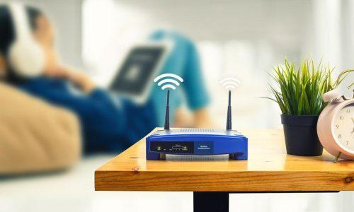 Réglage Wifi