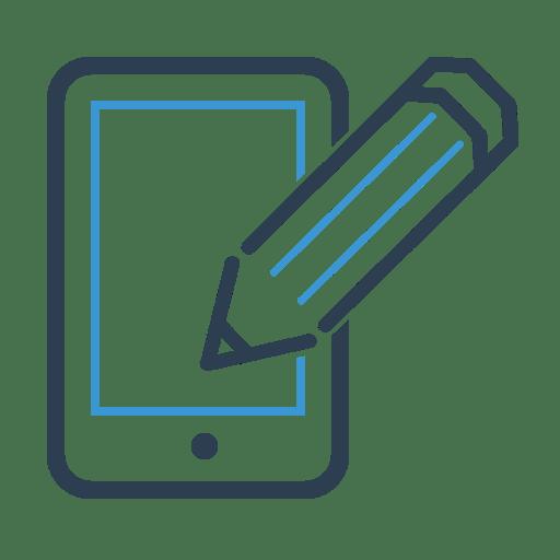 iOS、Android スマホアプリ開発