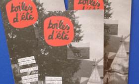 TOILES D'ÉTÉ 2013