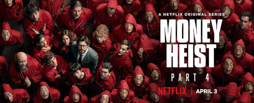 DOWNLOAD SERIES: MONEY HEIST
