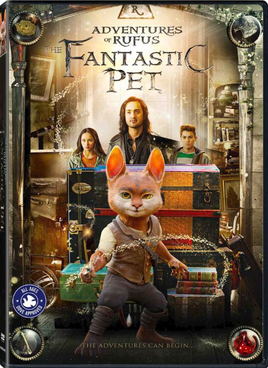 DOWNLOAD MOVIE: Adventures of Rufus - The Fantastic Pet (2020)