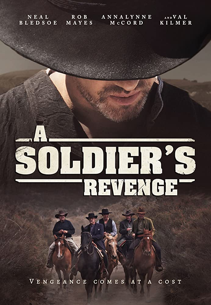 DOWNLOAD MOVIE: A SOLDIER'S REVENGE