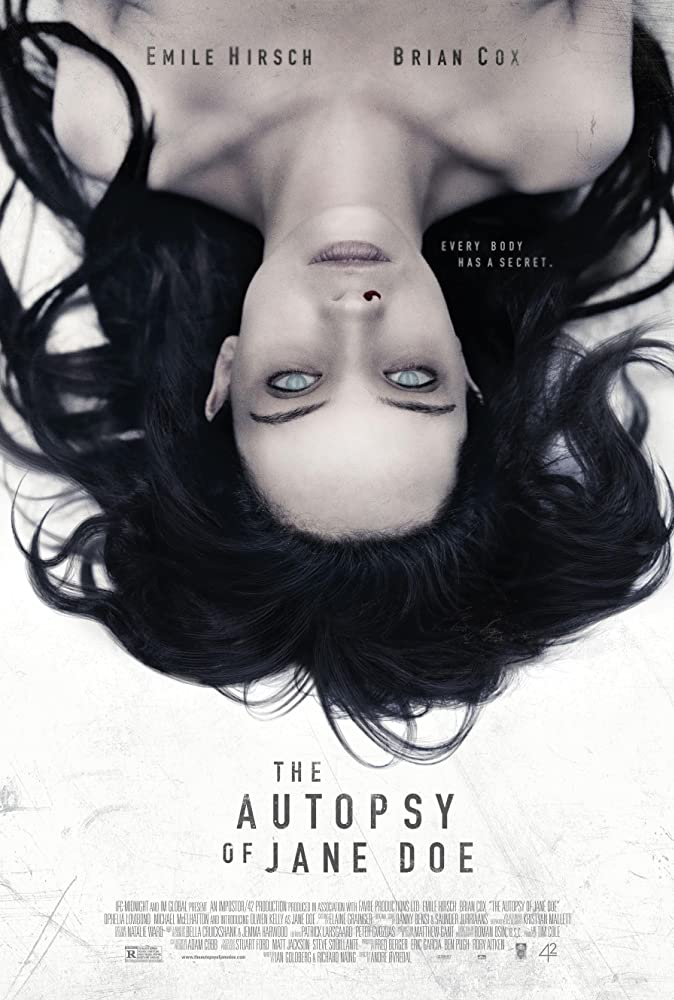 DOWNLOAD MOVIE: THE AUTOPSY OF JANE DOE