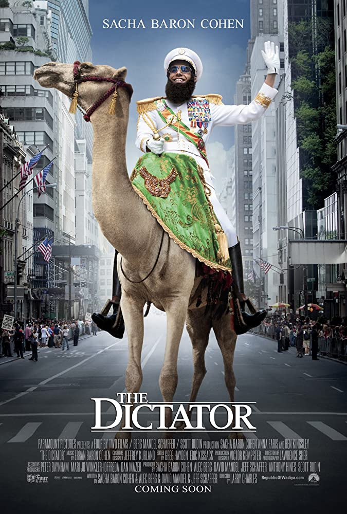 DOWNLOAD MOVIE: THE DICTATOR