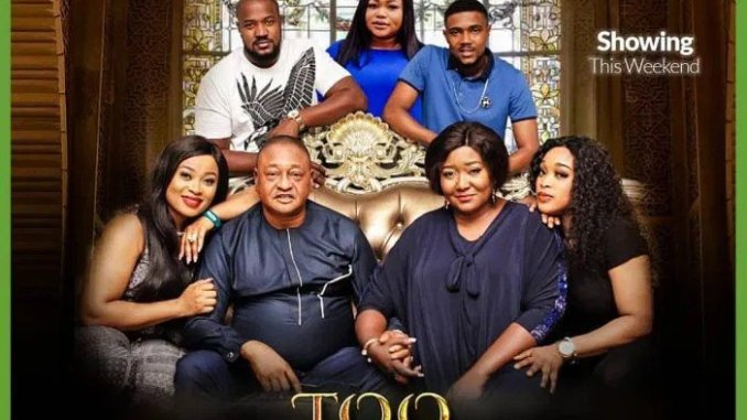 NOLLYWOOD MOVIE: TOO OLD FOR THIS DOWNLOAD