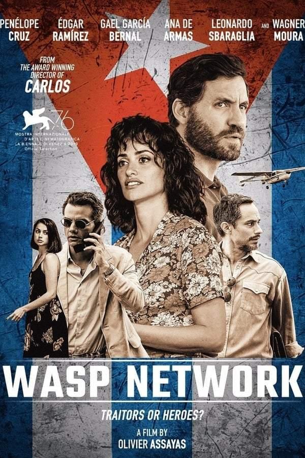 DOWNLOAD MOVIE: WASP NETWORK