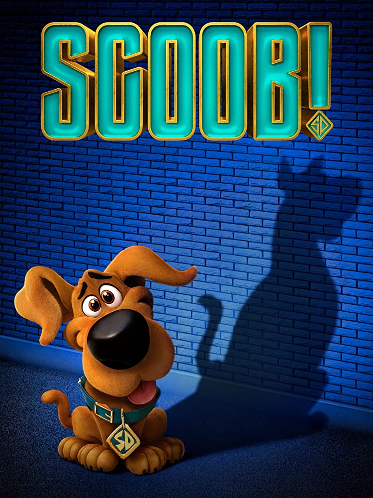 MOVIE: SCOOB (2020) DOWNLOAD