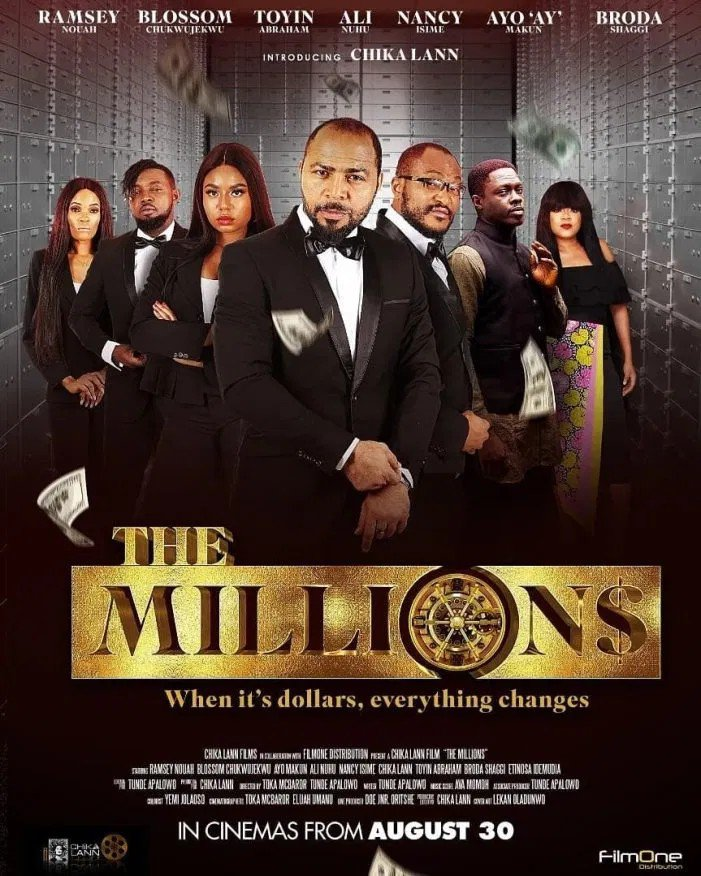 DOWNLOAD MOVIE: THE MILLIONS