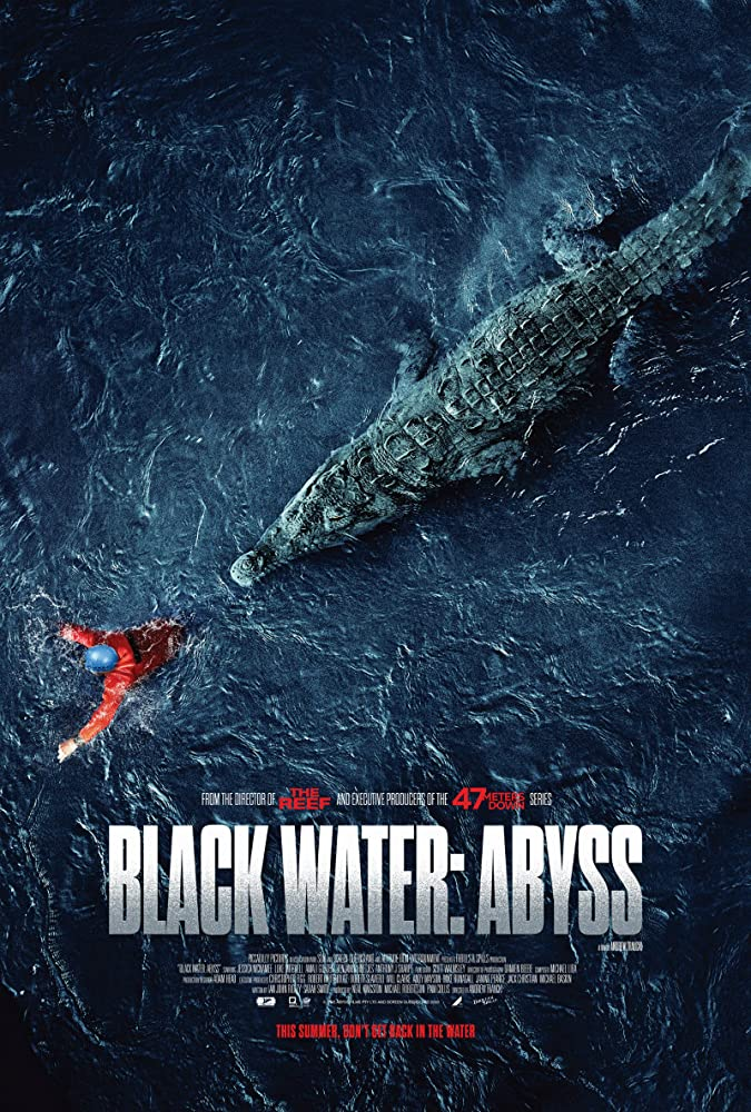 DOWNLOAD MOVIE: BLACK WATER ABYSS