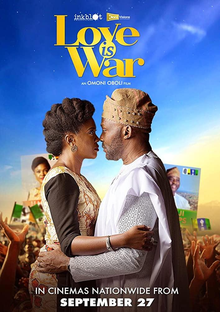 NOLLYWOOD MOVIE: LOVE IS WAR