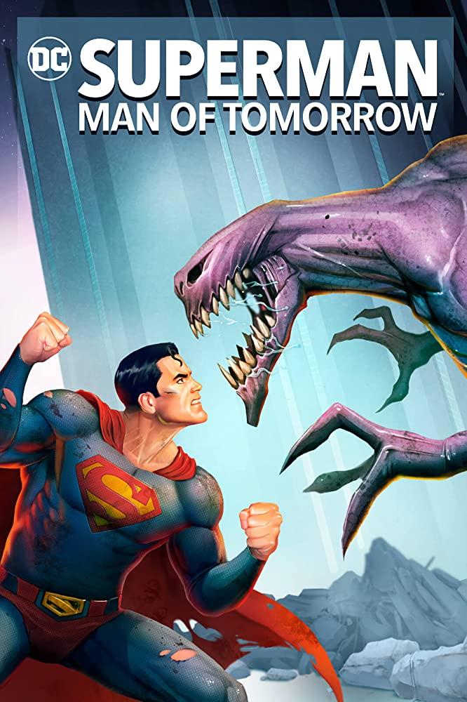 DOWNLOAD MOVIE: SUPERMAN: MAN OF TOMORROW