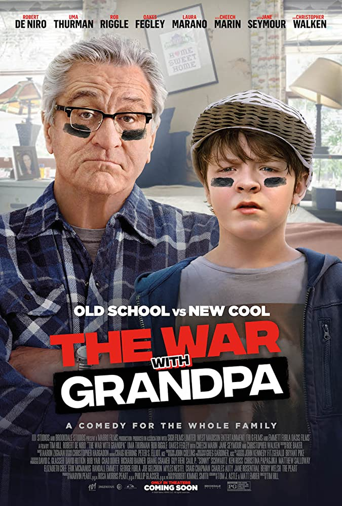 DOWNLOAD: THE WAR WITH GRANDPA MOVIE