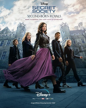 MOVIE : Secret Society of Second Born Royals (2020) DOWNLOAD - INATUREHUB