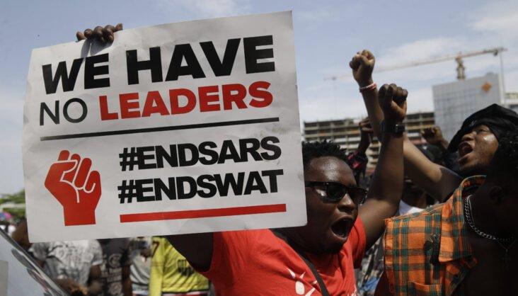 NIGERIA - #EndSARS