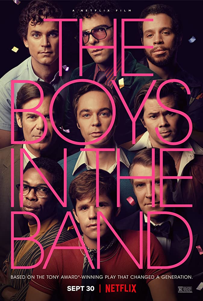 DOWNLOAD MOVIE: The Boys in the Band (2020)