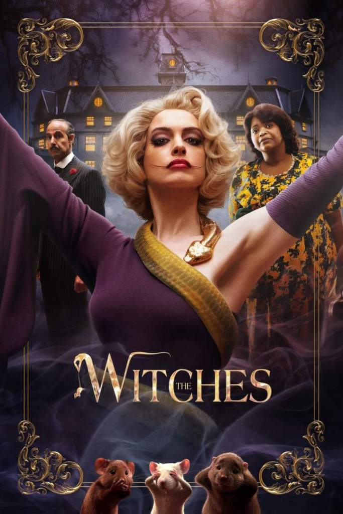 DOWNLOAD MOVIE: The Witches (2020)