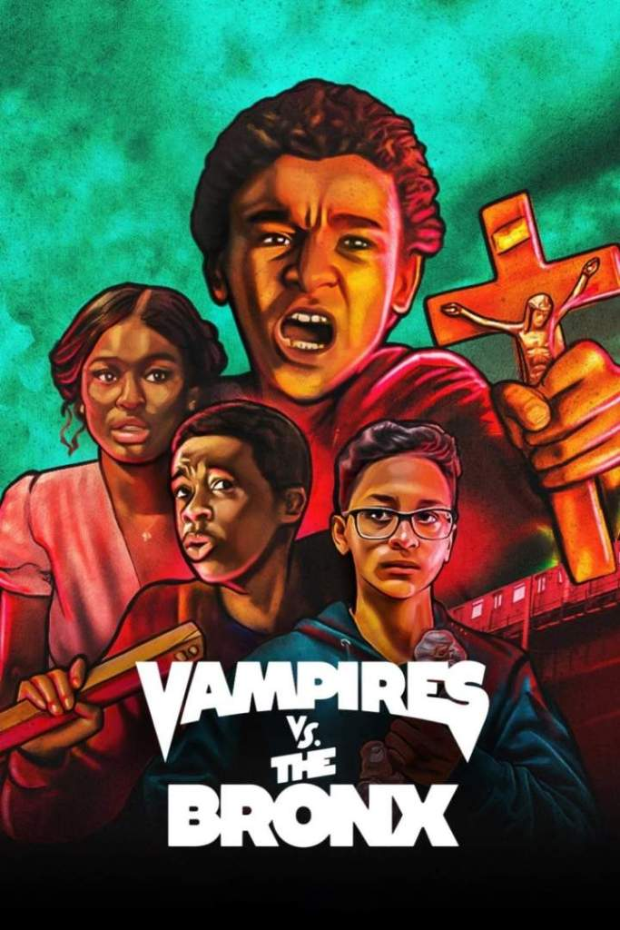 DOWNLOAD MOVIE: Vampires vs. the Bronx (2020)