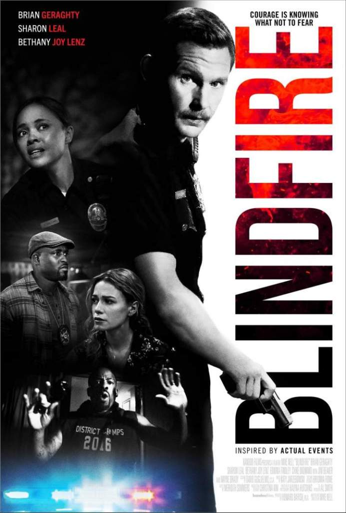 DOWNLOAD MOVIE: Blindfire (2020)