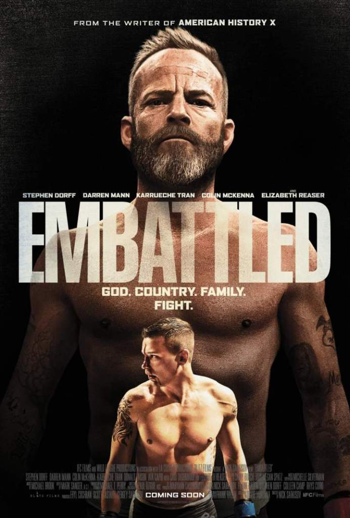 DOWNLOAD MOVIE: Embattled (2020)