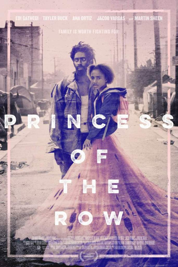 DOWNLOAD MOVIE: Princess of the Row (2019)